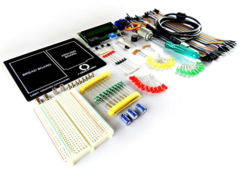 Robo India Robo India Arduino Starter Kit For Beginners Without Arduino Uno
