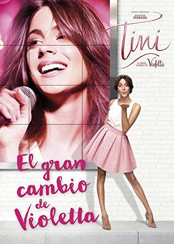 Tini, el gran cambio de Violetta (Tini 1) (Cliper+)