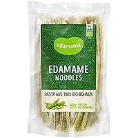 Edamama, Pasta aus 100% Bio-Bohnen - Vegan, Low Carb & Glutenfrei (Edamame, 10 x 200g)
