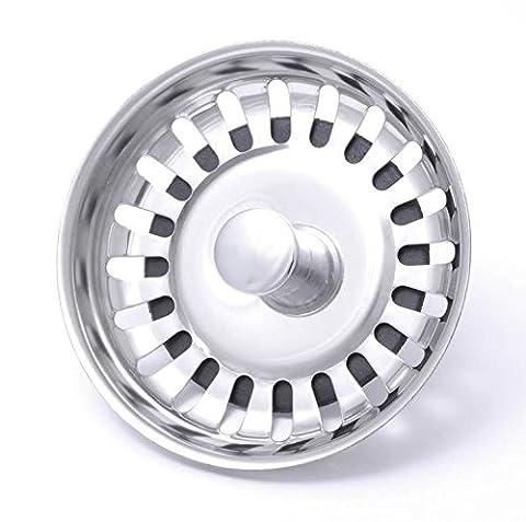 McAlpine BWSTSS-TOP Kitchen Sink Strainer Plug - Stainless Steel