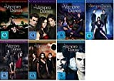 The Vampire Diaries - Season / Staffel 1+2+3+4+5+6+7 ( 1-7 ) * DVD Set / Alle 7 Staffeln