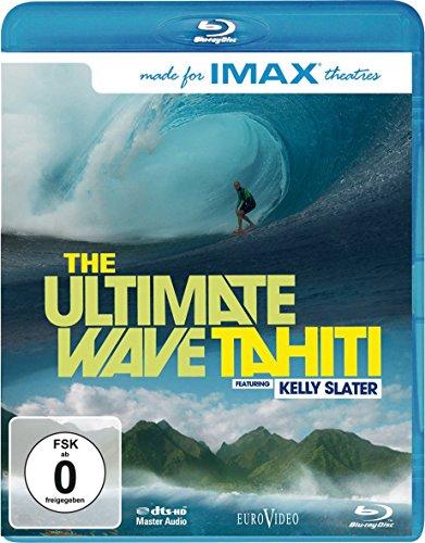 IMAX: The Ultimate Wave Tahiti [Blu-ray]