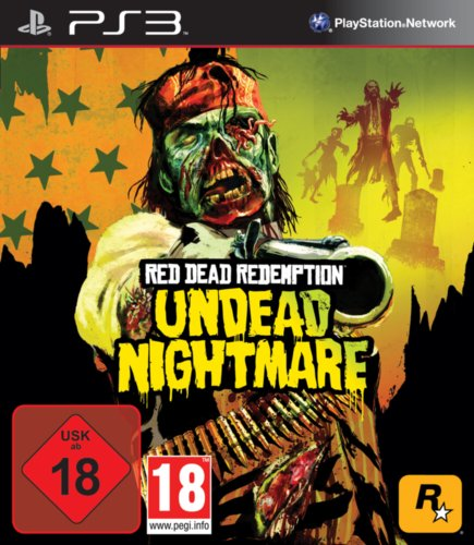 Rockstar Games Red Dead Redemption - Undead Nightmare