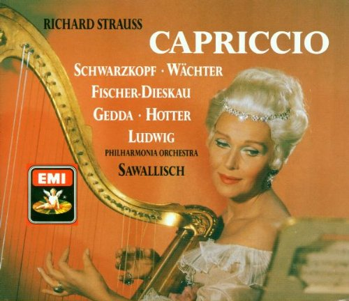 Richard Strauss - Capriccio / Sawallisch [Import anglais]