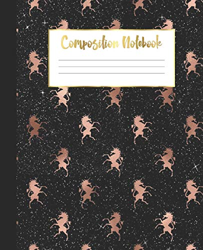 Composition Notebook: Animal Print College Ruled Notebook | Lined Journal | 100 Pages |  7.5 x 9.25