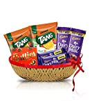 #8: Cadbury Assorted Gift Basket, 406g with Chocolates and Tang Instant Drink