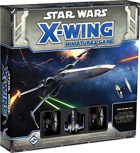 Fantasy Flight Games Star Wars X-Wing Miniatures Game Expansion: X-Wing
