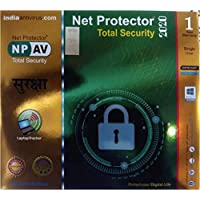 Net Protector NPAV Total Security 2020 - 1 PC, 1 Year (Email delivery)
