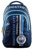 Manchester City–Mochila infantil, azul