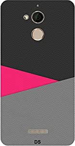 Dragon Shield' Coolpad Note 5 back cover (Designer printed cover)