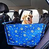 Hund Autositz Einzelsitz Für Rücksitz Wasserdichte Haustier Hund Autoteile Pet Booster Sitz Mit Sicherheitsleine Rücksitz Protector Hammock Dog Car Carrier
