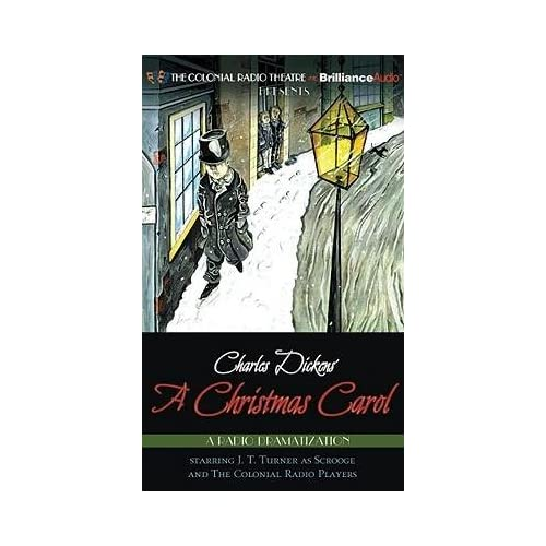 [(Charles Dickens' A Christmas Carol: A Radio Dramatization)] [Author: Charles Dickens] published on (November, 2010)