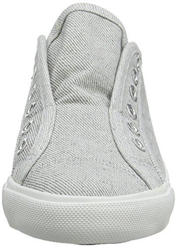 New Look Damen Marissa Sneaker Grey (04/Mid Grey)
