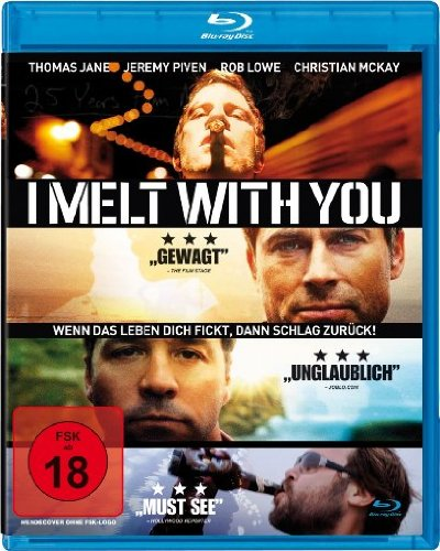 Schröder Media HandelsgmbH I Melt With You - Wenn das Leben dich f****, dann schlag zurück! [Blu-ray] [Special Edition]