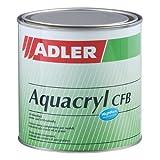 Aqua-Cryl CFB G50 750ml Halbmatt Farblos Holzlack Klarlack für Holz