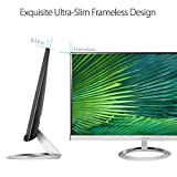 Asus MX259H Designo 25-Inch Ultra-Low Blue Light Frameless Flicker Free IPS LCD Monitor Dual HDMI