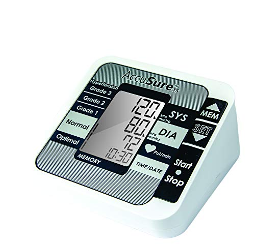 AccuSure TS Blood Pressure Automatic Monitoring System