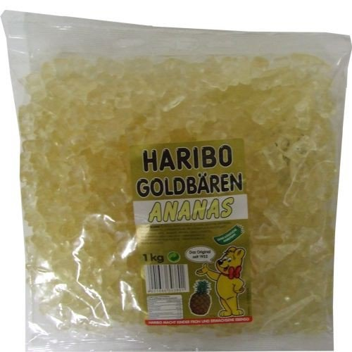 Haribo Goldbären Ananas sortenrein