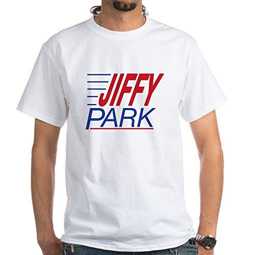 CafePress Jiffy Park - 100% Cotton T-Shirt