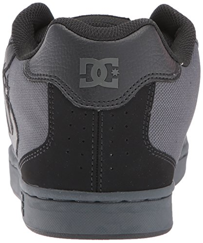DC Shoes NET SE SHOE D0302297, Herren, Sneaker Black/Grey/Grey