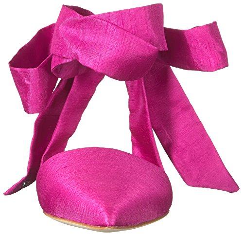 Sam Edelman Womens Brandie Pointed Toe Flat Hot Pink