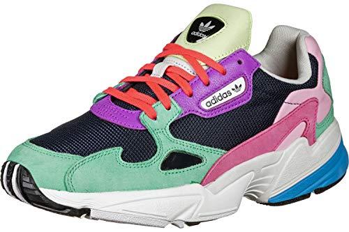 check out e1916 fa8d9 Adidas Falcon W, Zapatos de Escalada para Mujer, Maruni Vealre 000, 39