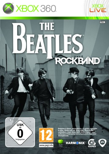 The Beatles: Rock Band (360 Band Xbox Beatles Für Rock)
