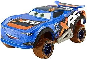 Disney Cars - Vehículo XRS Barry DePEDAL, Coches de Juguetes niños +3 años (Mattel GBJ41)