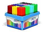 Giotto Turbo Maxi Schoolpack 108 pz Colori Assortiti, 524000