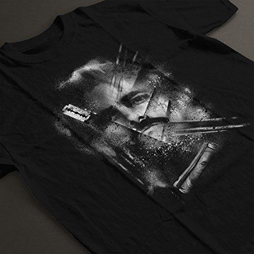 Narco Pablo Escobar Lines Women's T-Shirt Black