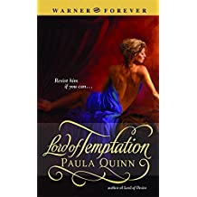 Lord of Temptation (Warner Forever) by Paula Quinn (2006-02-01)