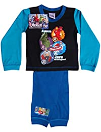 Boy 's Marvel Avengers Assemble suave algodón pijama Set