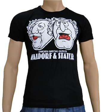 Muppets - Waldorf & Statler T-Shirt, High-Quality - S