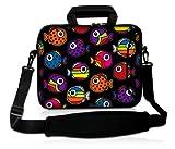 Luxburg® Design Laptoptasche Notebooktasche Sleeve mit