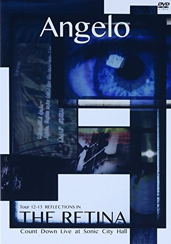 Angelo - Angelo Tour 12-13 Reflections In The Retina Count Down Live At Sonic City Hall [Japan DVD] IKCB-80006 Sonic In Japan
