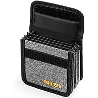NiSi Filtertasche (bietet Platz für bis zu 4 cirkulare Filter in den Größen bis 95 mm)