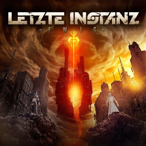 Letzte Instanz: Ewig (Limited  Edition inkl.2 Bonustracks + T-Shirt Größe L) (Audio CD)