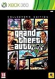 Rockstar Games Grand Theft Auto V - Collector's Edition, Xbox 360 - Juego (Xbox 360, Xbox 360, Acción / Aventura, M (Maduro))