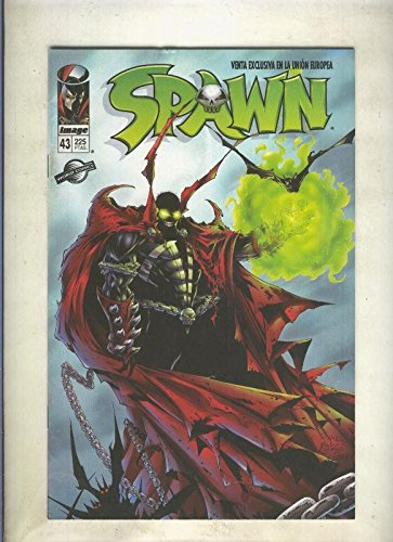 Spawn volumen 1 numero 43: Venganza