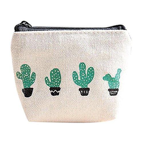 Noopvan Brieftasche, Clearance Deal Damen Mädchen Süße Geldbörse Fashion Münze Tasche ändern Tasche Schlüsselhalter Kleine Brieftasche, Damen, 2, Size:11 * 8cm/4.3-3.1