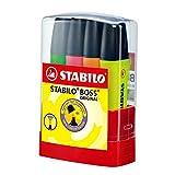 Marcador fluorescente STABILO BOSS Original -
