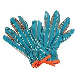 Gardena les gants de jardinage pour enfant turquoise for Gants jardinage 2 ans