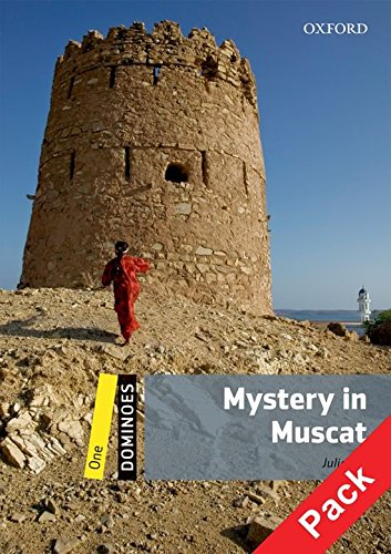 Dominoes Level 1: Mistery in Muskat Pack