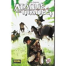 Ataque a los Titanes 20