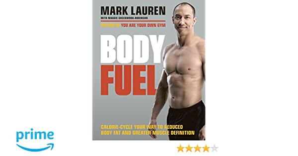 Buy Body Fuel: Calorie-cycle your way to reduced body fat and