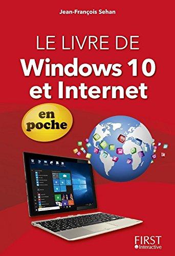 Le Livre de Windows 10 et Internet en Poche par Jean-François SEHAN