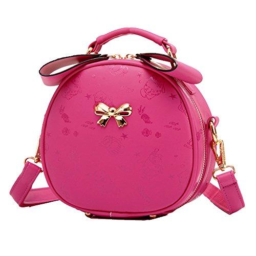 GSPStyle, Borsa a spalla donna Rosa (rosa)