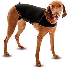Ansiety Wrap - Abrigo para perro, terapia instantánea para perros con miedo a las tormentas, ruidos fuertes, viajes, extraños y separación. Tamaño 1 (Toy)