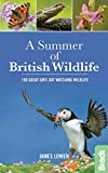 A Summer of British Wildlife: 100 great days out watching wildlife (Bradt Travel Guides (Wildlife Guides))