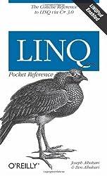 LINQ Pocket Reference (Pocket Reference (O'Reilly)) by Joseph Albahari, Ben Albahari (2008) Paperback